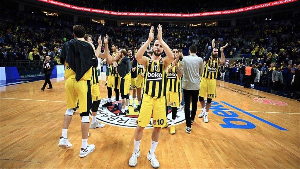 Fenerbahçe Avrupa'da Emin Adımlarla İlerliyor