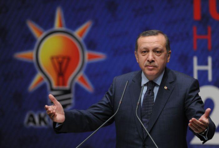 Cumhurbaşkanı Erdoğan, Hollanda Başbakanı Mark Rutte ile görüştü