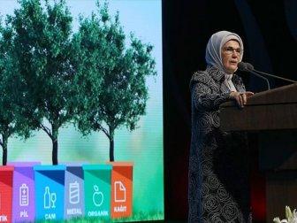 Külliye'de 'Sıfır Atık Projesi' ile 628 Ağacın Kesilmesi Engellendi