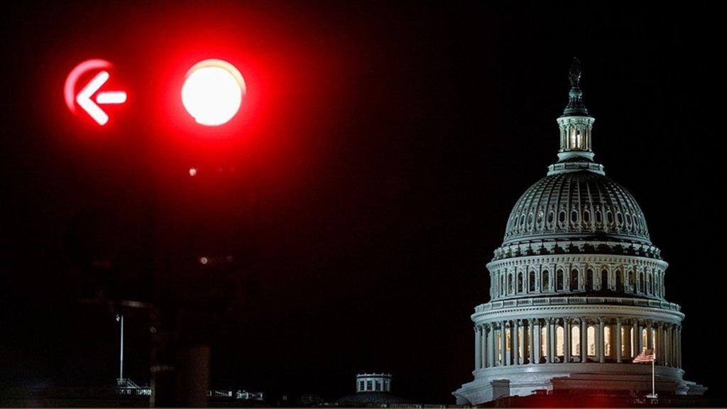 Abd'de Kongre'den Trump'a Hükümet Krizine İlişkin İki Mektup