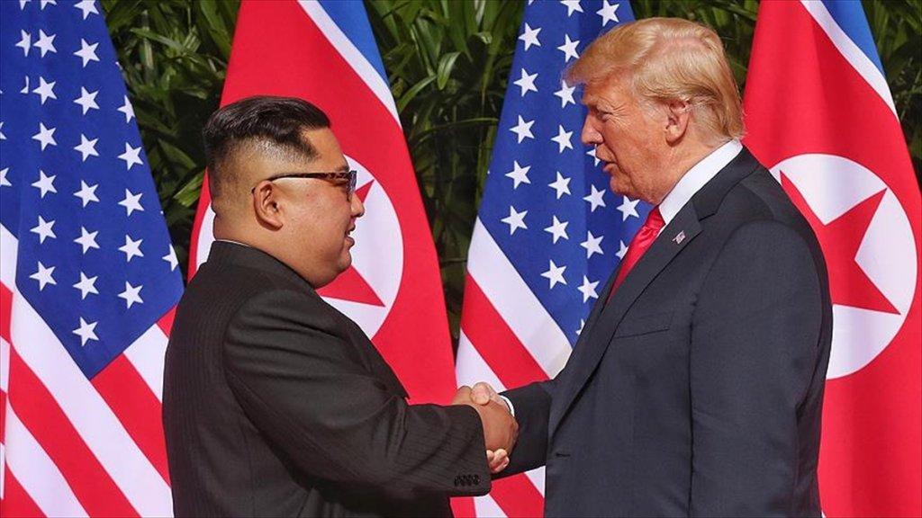 Trump, Kim İle İkinci Zirveyi Duyurabilir