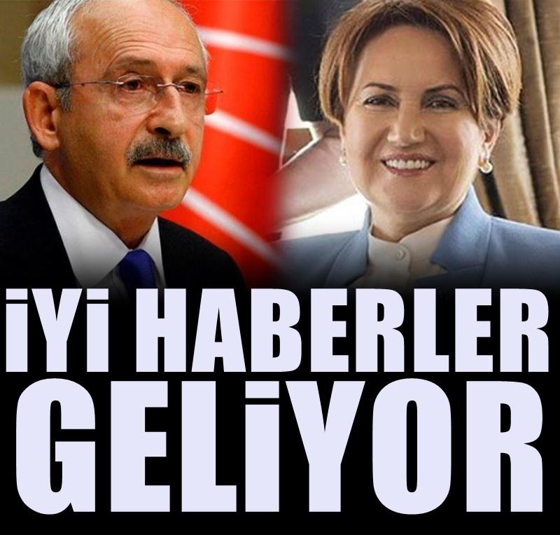 Kılıçdaroğlu ve Akşener buluştu: Mutabakat sağlandı