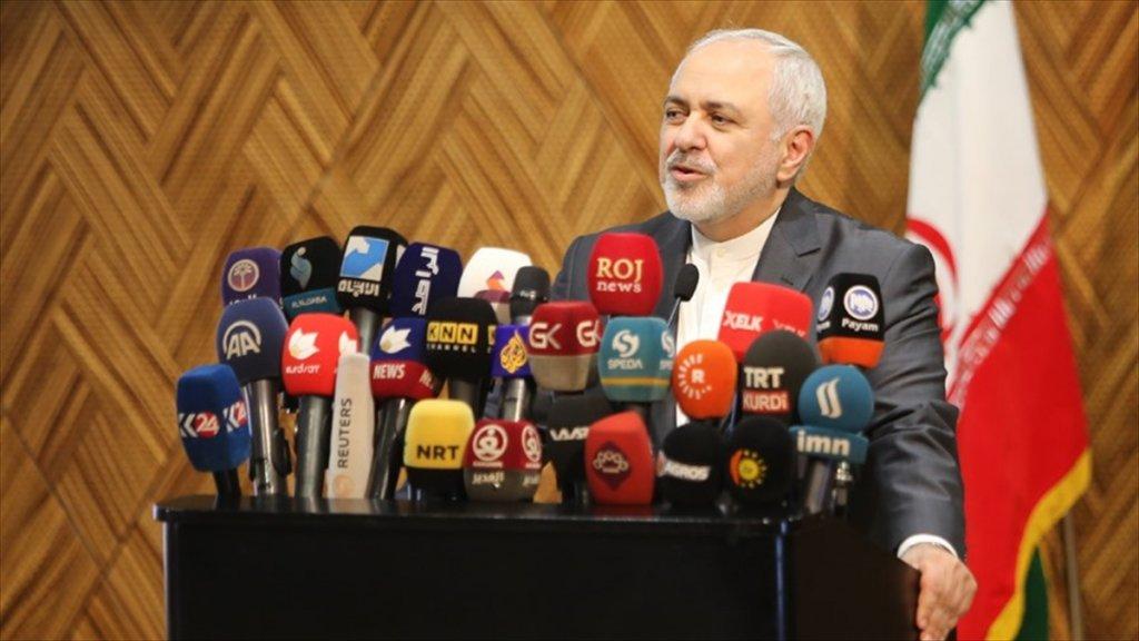 Zarif: İran Nükleer Anlaşmada Abd'yi Zor Durumda Bıraktı