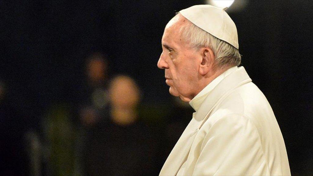 Papa, Venezuela'da Taraflar Anlaşırsa Arabuluculuğa Hazır