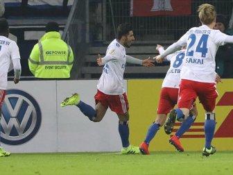 Hamburg Berkay Özcan'ın Attığı Golle Tur Atladı