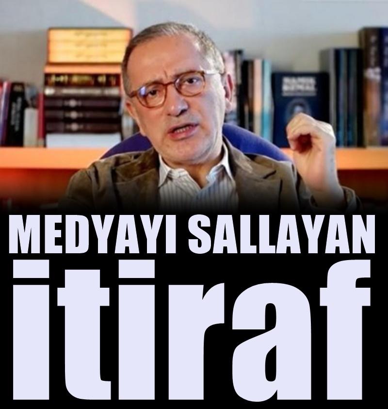 Fatih Altaylı'dan şok iddia: 100 bin bile satmıyor!