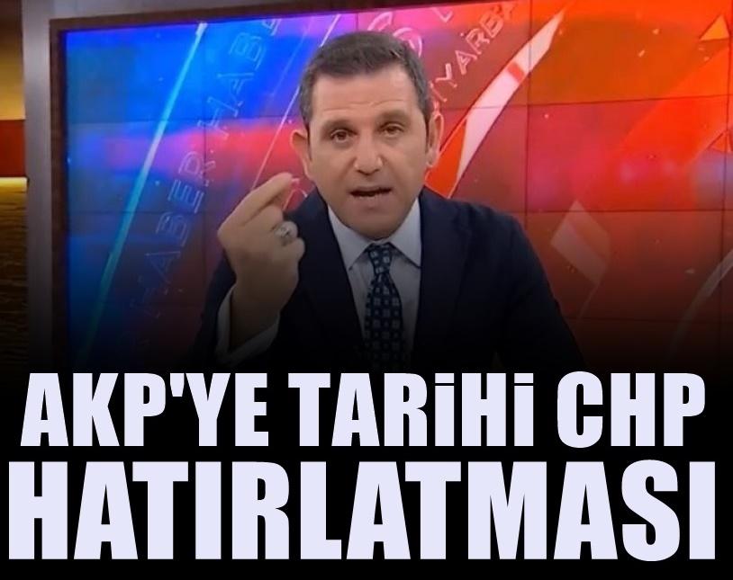 Fatih Portakal AKP'yi sert eleştirdi: İflas etme noktasına...