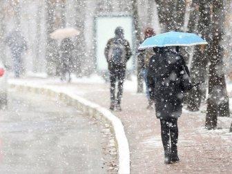 Meteoroloji Genel Müdürlüğünden Yağmur ve Kar Uyarısı