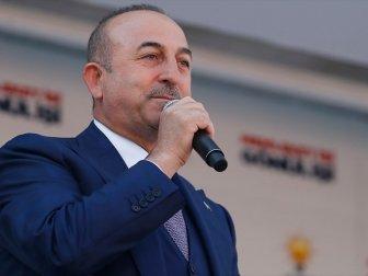 Bakan Çavuşoğlu: 'Kıbrıs Etrafında 2 Gemiyle Sondaja Başlıyoruz'