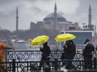 Meteoroloji Genel Müdürlüğünden Yağış Uyarısı