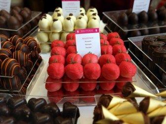 Brüksel Çikolata Fuarı ''Salon Du Chocolat'' Başladı