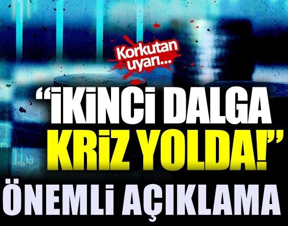 CHP'den ikinci dalga kriz uyarısı!