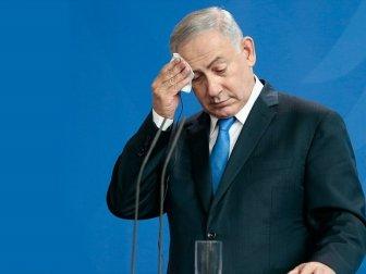 İsrail Başbakanı Netanyahu İçin Zor Hafta