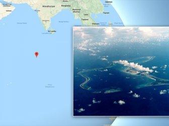 Hint Okyanusu'nun Kalbinde ABD Üssü: Diego Garcia