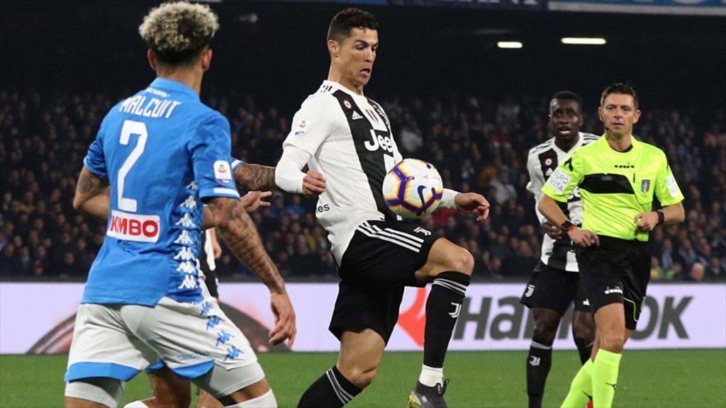 Juventus Puan Farkını Açtı