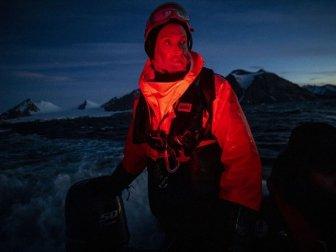 Şilili Rehber Alejo Contreras'ın 38 Yıllık Antarktika Tutkusu