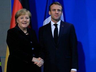 Fransa Ulusal Meclisin'den Almanya İle Ortak Meclise Yeşil Işık