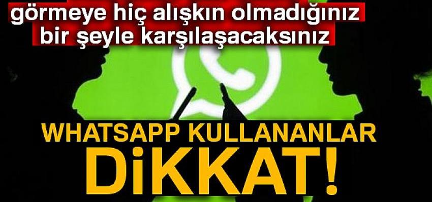 Bunu yapmayın, WhatsApp'ınız her an kapatılabilir!