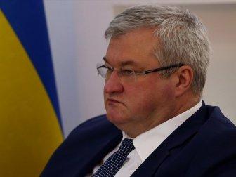 Ukrayna'nın Ankara Büyükelçisi: 'Uluslararası Dayanışma Kırım'ın İlhakını Sonlandıracaktır'
