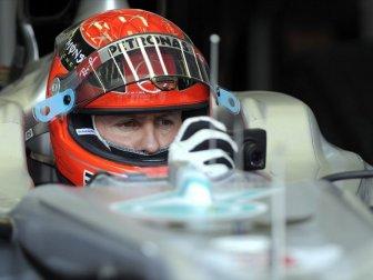 Formula 1'in En Başarılısı Micheal Schumacher