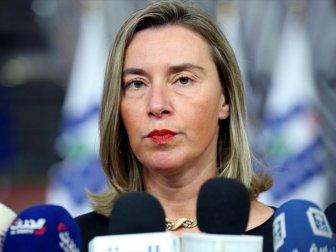 AB Yüksek Temsilcisi Mogherini: 'Suriyeliler için 1,5 Milyar Avroyu Aktaracağız'