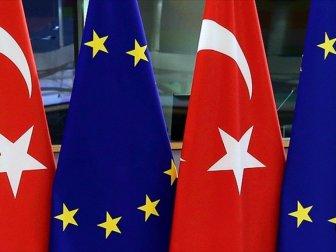 AB: 'Türkiye ile İlişkilerimizin Önemini Teyit Ediyoruz'