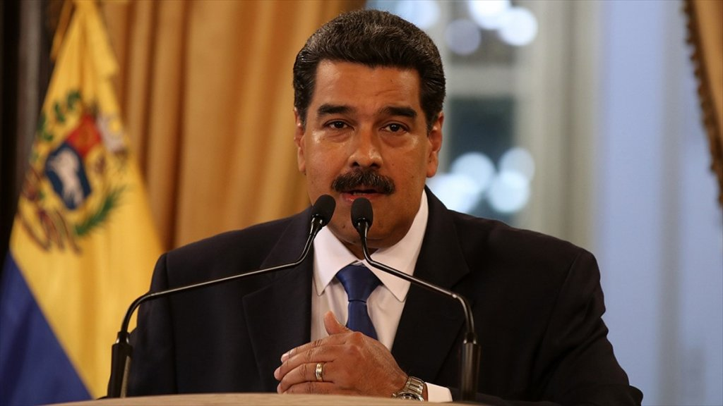 Maduro'dan Kabinesinde Köklü Değişim Sinyali