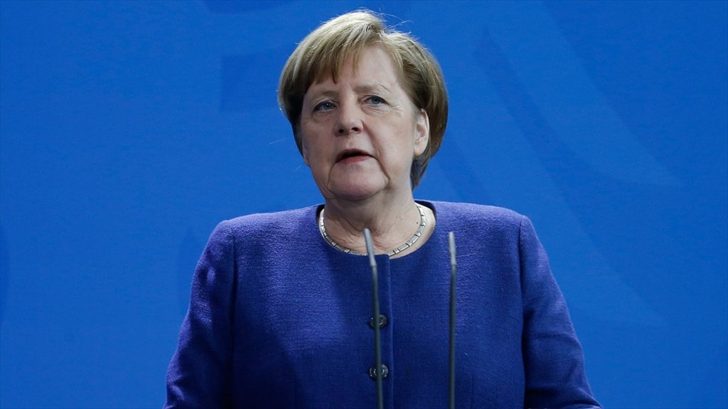 Almanya Başbakanı Merkel: Düzenli Brexit İçin Mücadele Edeceğim