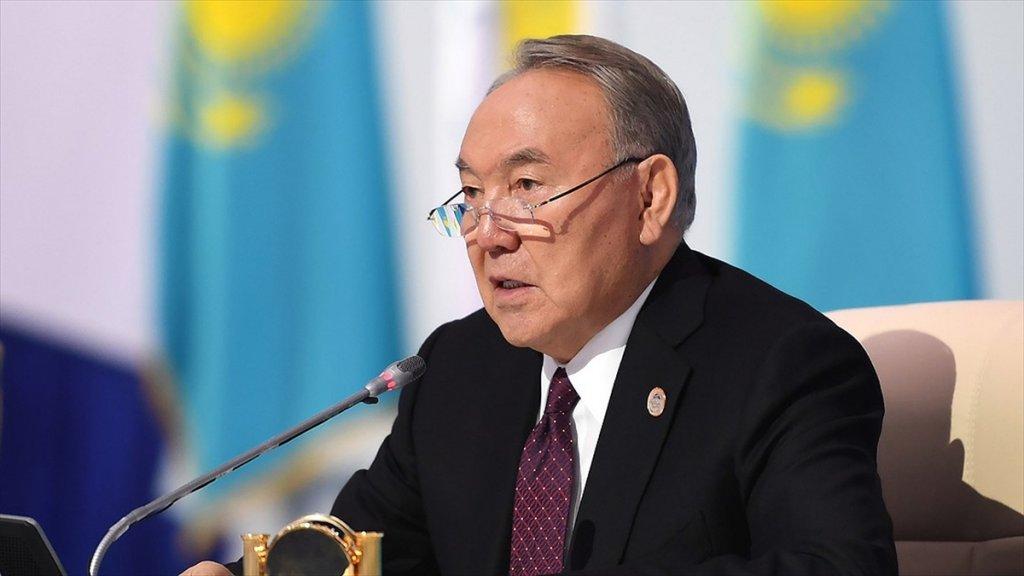 Kazakistan Cumhurbaşkanı Nazarbayev İstifa Etti