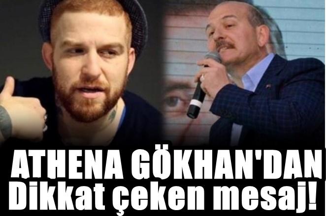 Athena Gökhan'dan Bakanın sözlerine tepki