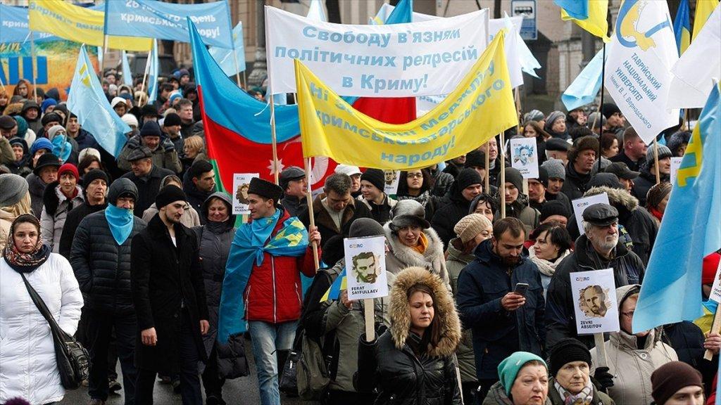 Kırım'ın Yasa Dışı İlhakının Üzerinden 5. Yıl Geçti