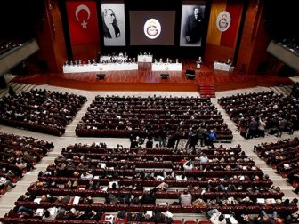 Galatasaray'da Olağan Mali Genel Kurul Toplantısı Yarın Yapılacak