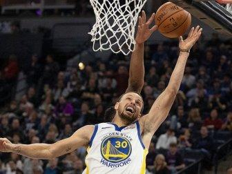 Golden State Warriors Sahasında Farklı Kazandı