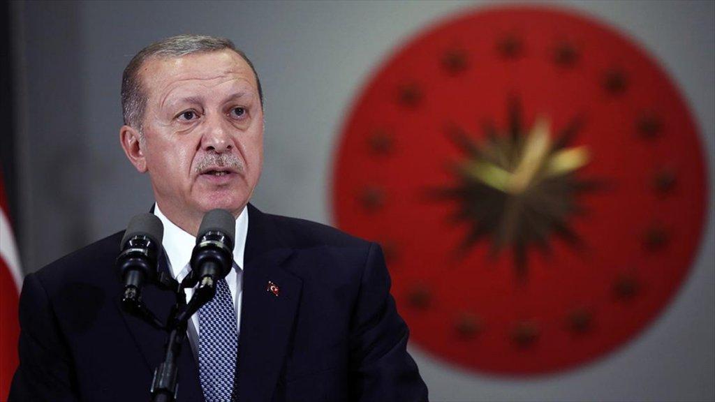 Erdoğan Pakistan Milli Günü'nü Kutladı