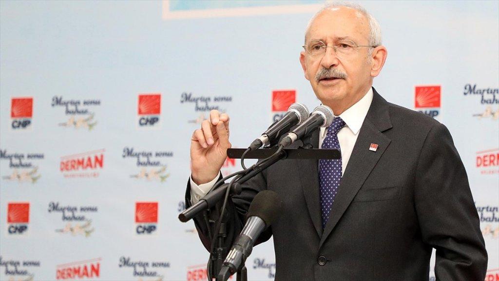 Kılıçdaroğlu: Siyaset Halka Hizmet Etmek İçin Yarışmak Demektir
