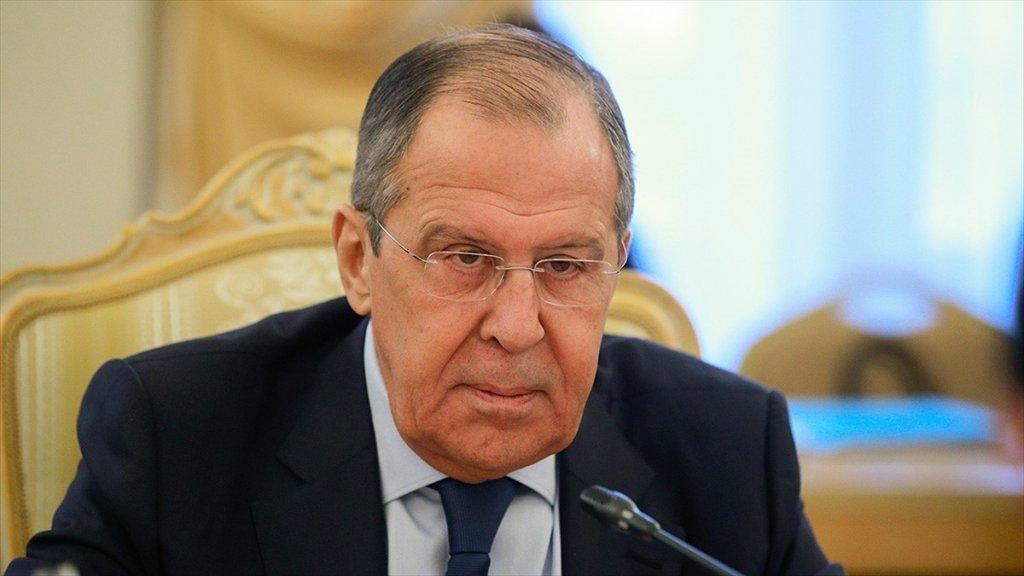 Lavrov: Abd'nin Golan Tepeleri Kararı Uluslararası Hukuka Aykırı