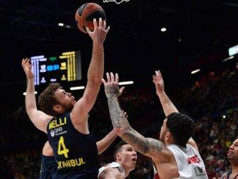 Fenerbahçe Beko Sezonu Lider Bitirmeyi Garantiledi