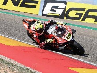 Dünya Superbike Şampiyonası'nda Zafer İspanyol Pilot Bautista'nın