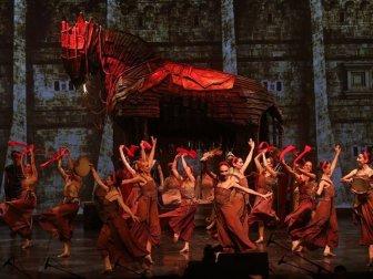 Troya Operasının Bolşoy Başarısı İngiliz The Times Gazetesinde