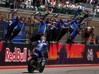 MotoGP Dünya Şampiyonası ABD Grand Prix'sini Rins Kazandı