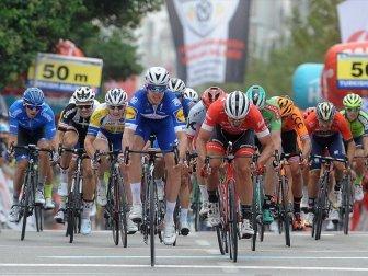 55. Cumhurbaşkanlığı Türkiye Bisiklet Turu Yarın Başlayacak