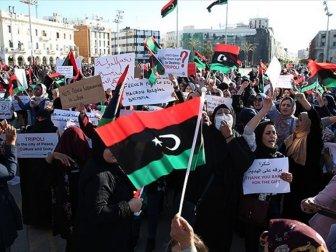 'Libya'da Çatışmalar Devam Ederse İnsani Felaket Yaşanabilir'