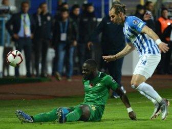 BB Erzurumspor Geri Düştüğü Maçı Kazanmasını Bildi