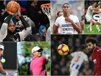 'En Etkili 100 Kişi' Listesinde 6 Sporcu