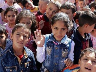 TÜİK, Türkiye Nüfusunun Yüzde 28'i Çocuk