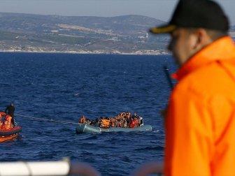 Ege Kıyılarında 3,5 Ayda 10 Bin Düzensiz Göçmen Yakalandı