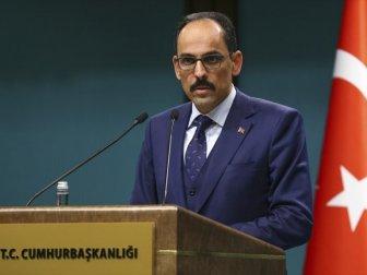 ''Türkiye-Suriye Sınırı İçerisinde Güvenli Bölge Fiilen Oluşmuş Durumdadır''