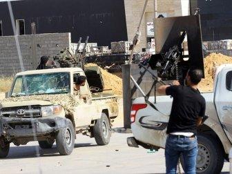 Libya'daki Çatışmaların Sona Erdirilmesi İçin Komşu Ülkeler Devrede