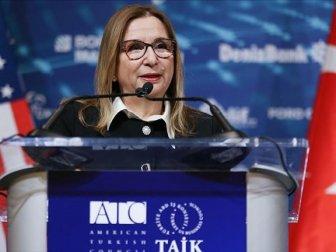 Bakan Pekcan: 'ABD İle Ticareti Artırmak İçin Çalışma Grubu Hazır'