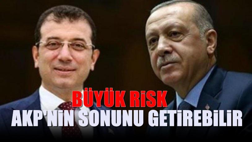 AKP'ye çok çarpıcı Ekrem İmamoğlu uyarısı! Çekinmeden yazdı